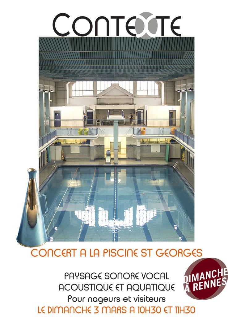 Concert aquatique